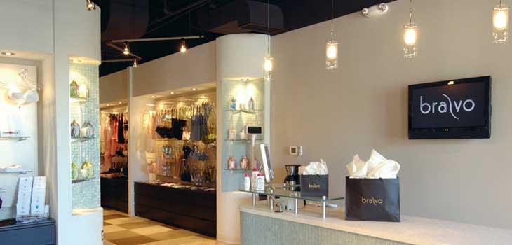 Bravo Store Interior