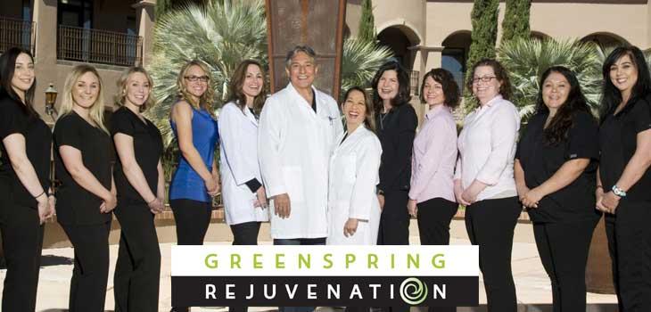 Greenspring Rejuvenation Medical Aesthetics staff photo